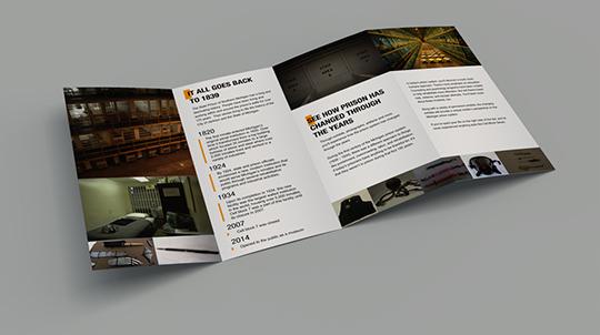 Cell Block 7 Brochure
