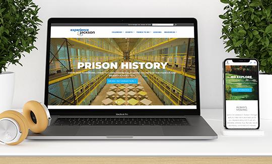 Experience Jackson Website