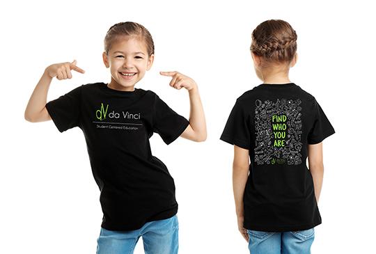 daVinci Schools t-Shirt
