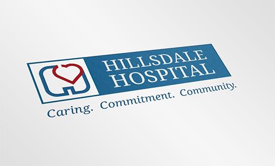 Hillsdale Hospital Logo