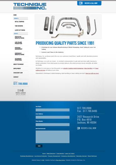 Technique website